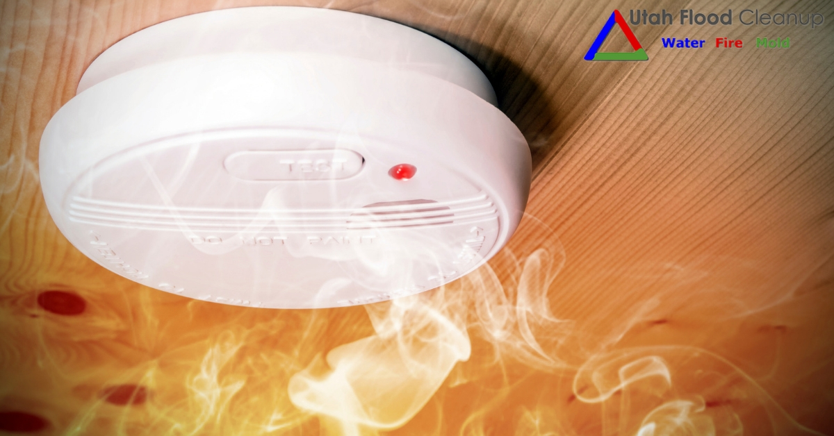 Smoke detector - Surprising Things that can Cause a House Fire