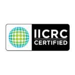 IICRC Certified Seal