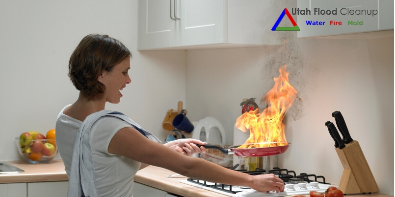 Preventing Fires in Your Home -  Tips from Utah Flood Cleanup - Disaster Cleanup Services in Utah