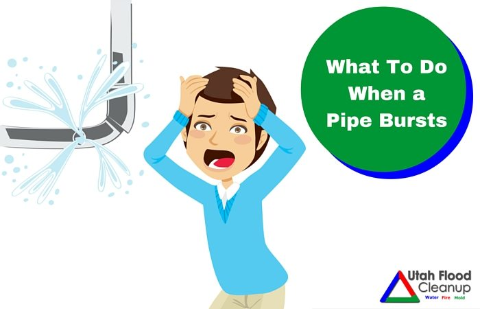 burst-pipe-cleanup-utah  What To Do When A Pipe Bursts What To Do When aPipe Bursts