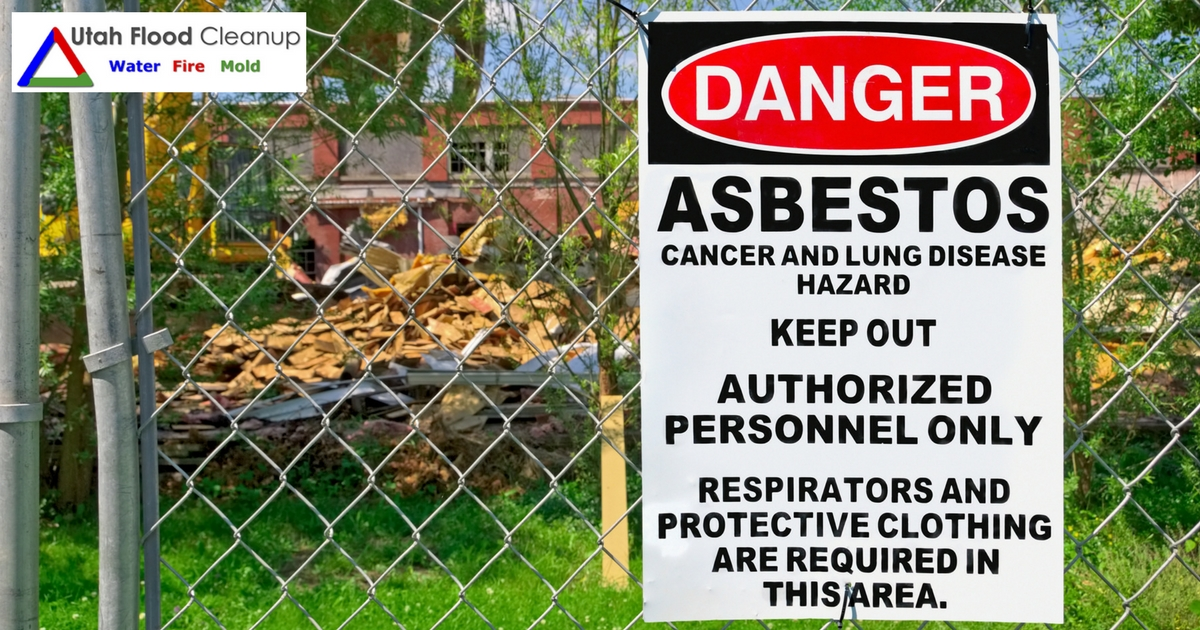 Danger Asbestos sign - Why is Asbestos Dangerous?