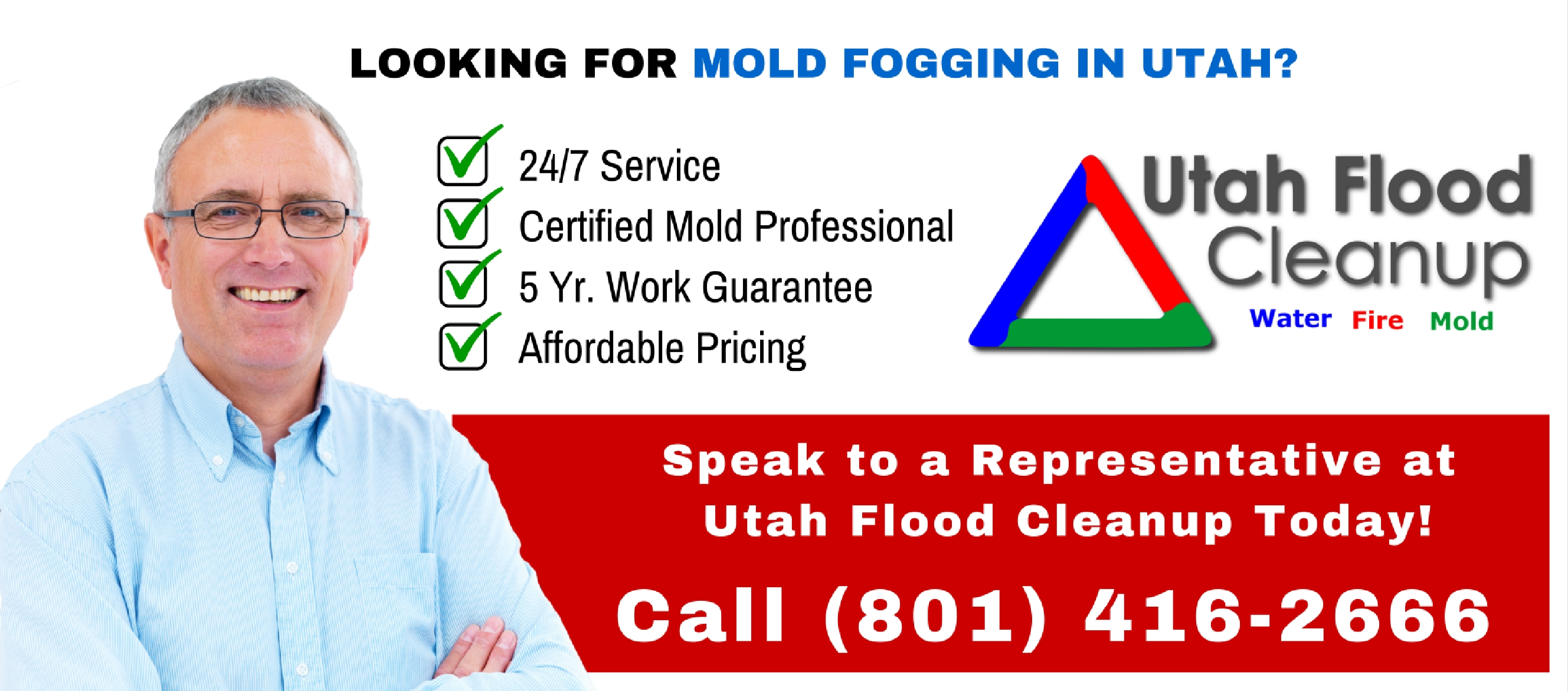 Mold Fogging in Utah mold fogging
