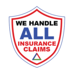 We Handle Your Insurance Claims